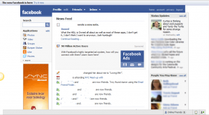 The Old Facebook